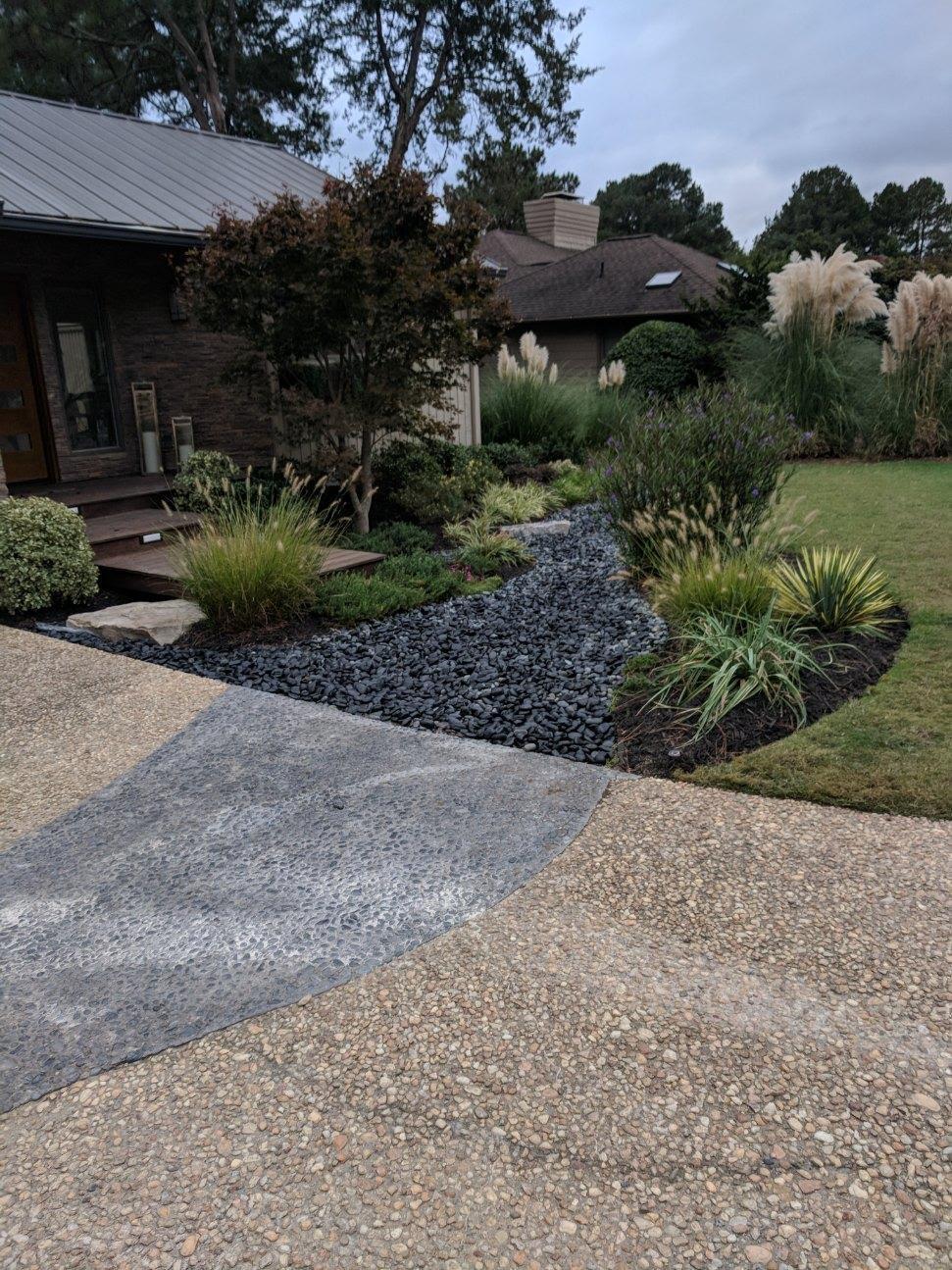 Aberdeen NC Landscape Design