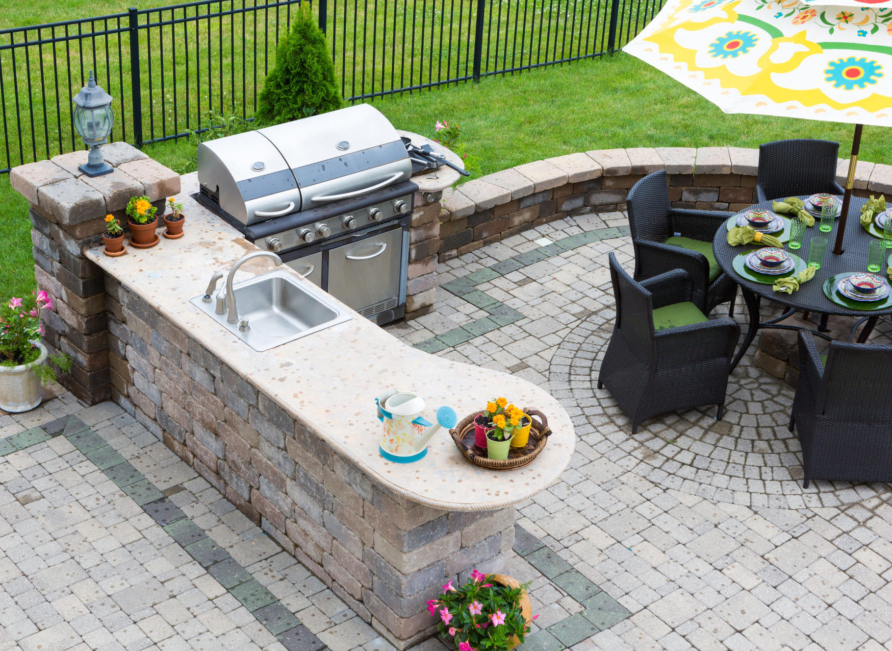 Outdoor Kitchens Pinehurst