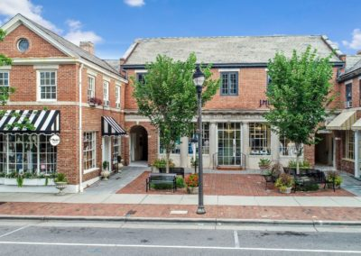 Commercial Project 1 – Monkey Plaza Southern Pines NC